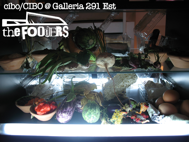 cibo/CIBO installazione THE FOODERS