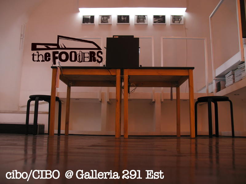 cibo/CIBO, installazione, The fooders