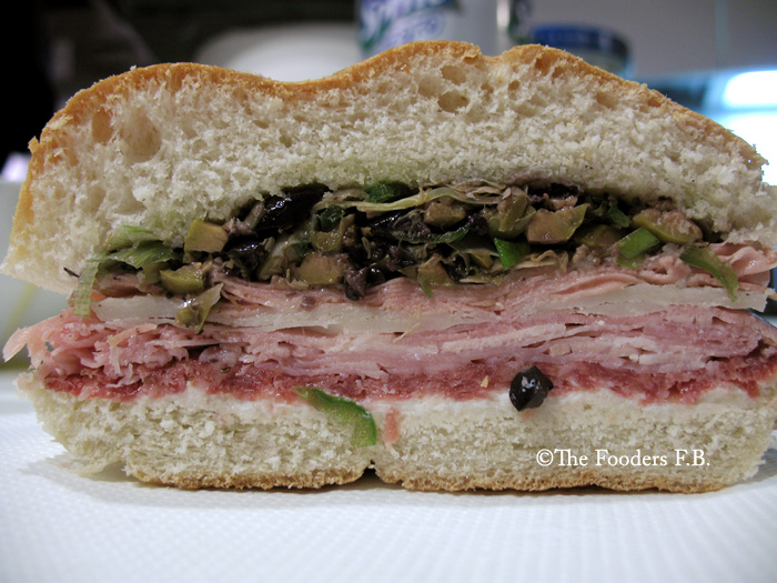 muffoletta by the fooders